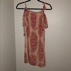 Madewell flowy dress